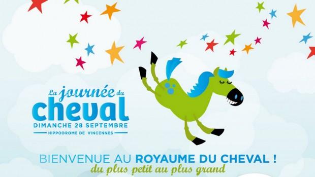 Journée du cheval à l'Hippodrome de Vincennes le 28 septembre 2014
