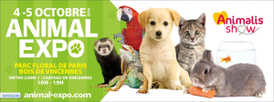 Affiche Animal Expo 2014