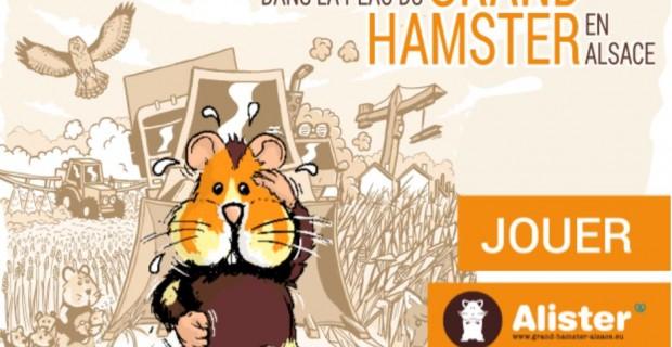 Entrez dans la peau du Grand Hamster d'Alsace !